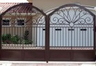 Adelaide Plains Wrought iron fencing 2